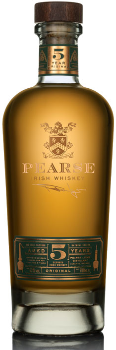 Pearse - The Original 5 Year Old Irish Whiskey Blend 70cl Bottle
