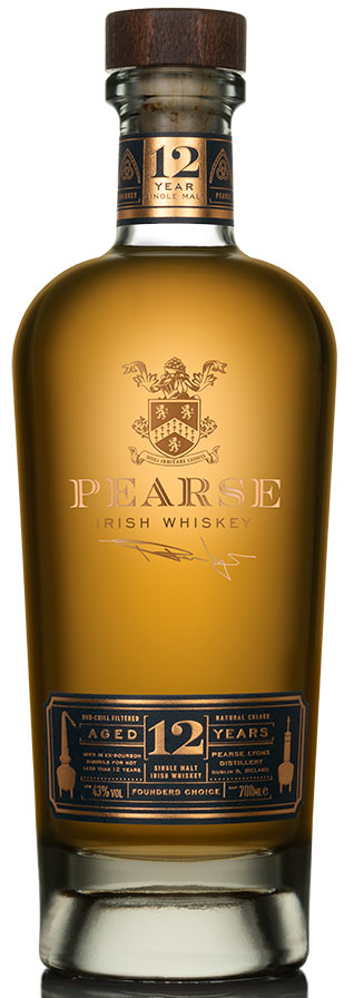 Pearse - Founder's Choice 12 Year Old Whiskey Blend 70cl Bottle