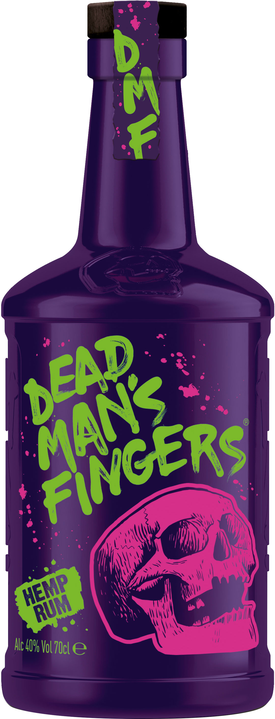 Dead Mans Fingers - Hemp Rum 70cl Bottle