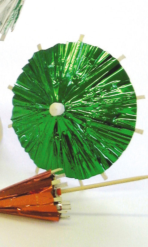Image of Foil Parasols Accessories