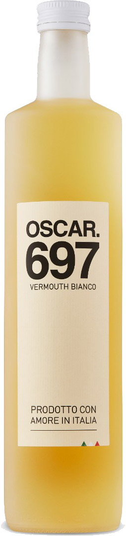 OSCAR.697 - Bianco Vermouth 75cl Bottle