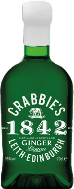 Crabbie's - 1842 Ginger Liqueur 70cl Bottle