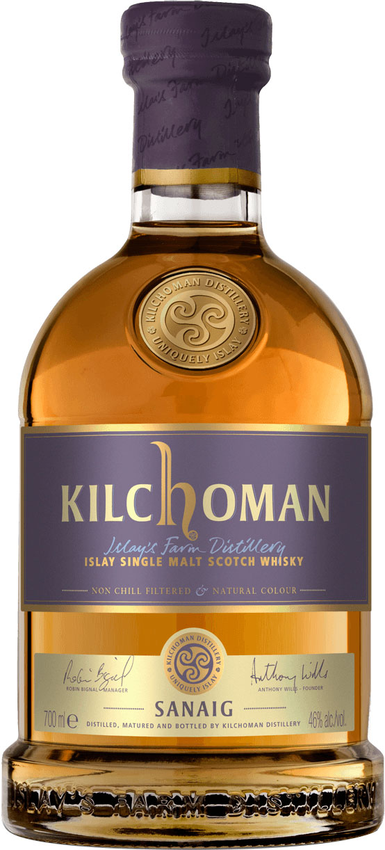 Kilchoman - Sanaig 70cl Bottle