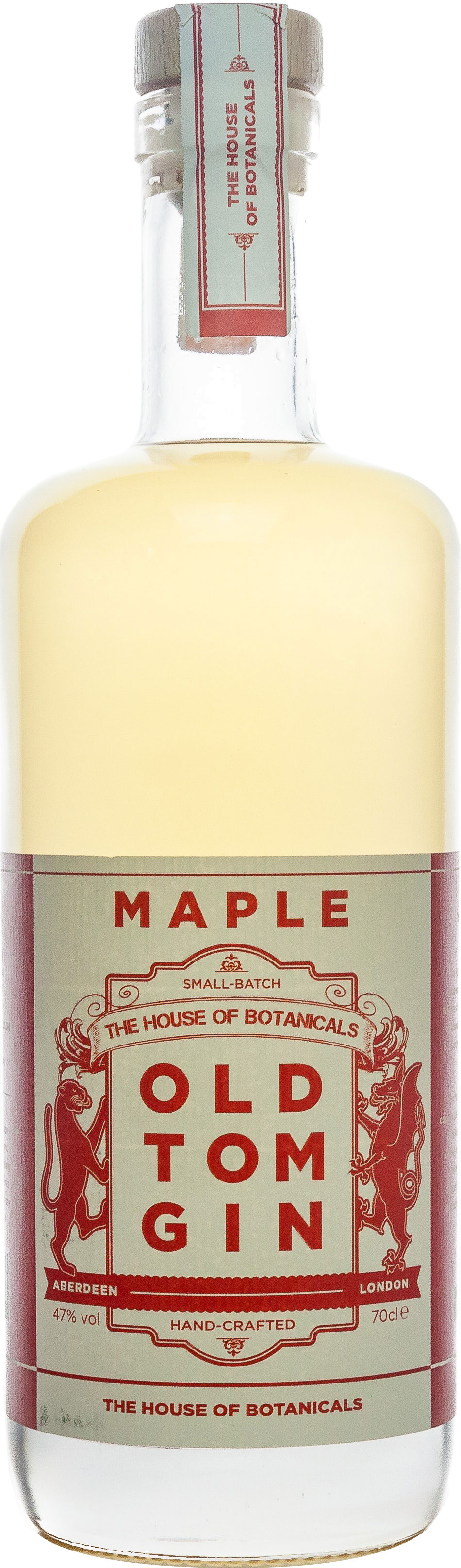 House of Botanicals - Maple Gin 70cl Bottle