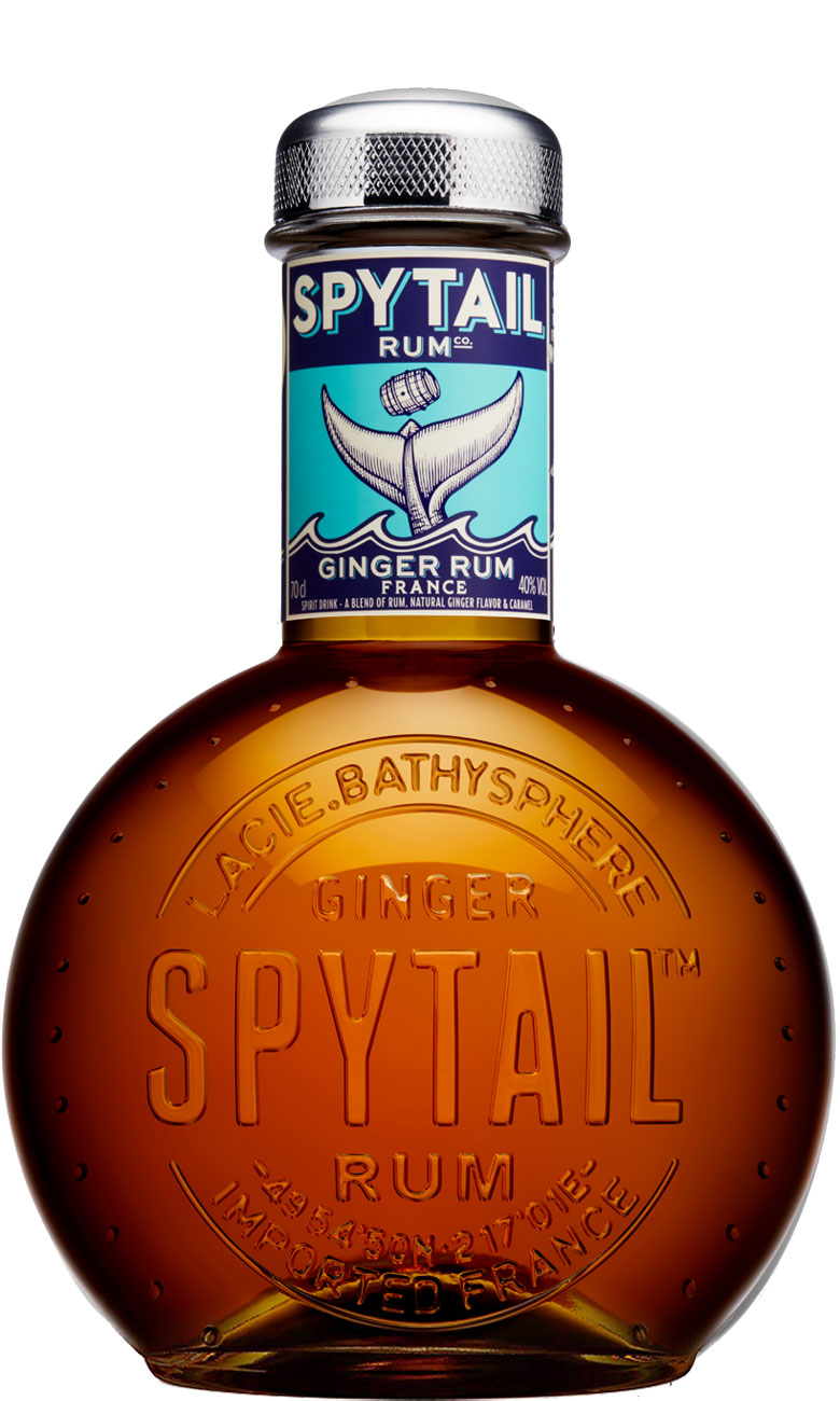 Spytail - Ginger Rum 70cl Bottle