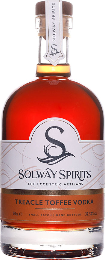 Solway - Treacle Toffee Vodka 50cl Bottle