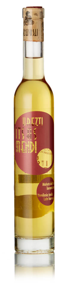 Bodegas Itsasmendi - Txakoli Uretzi Late Harvest DO 2016 6x 37.5cl Bottles