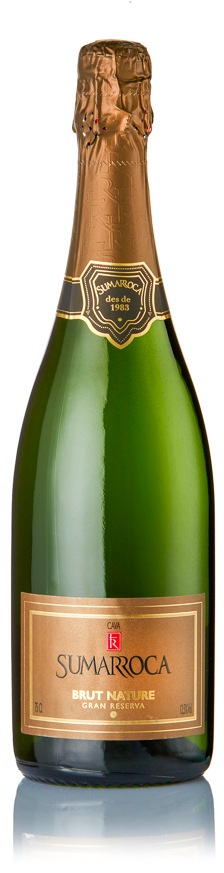 Bodegas Sumarroca - Cava Brut Nature Gran Reserva DO 2015 6x 75cl Bottles