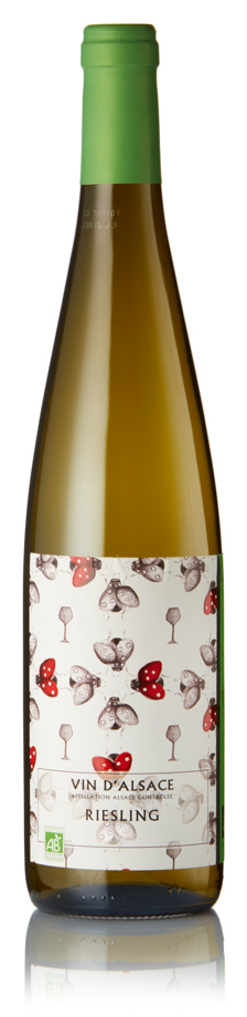 Cave De Ribeauville - Riesling 2017 6x 75cl Bottles