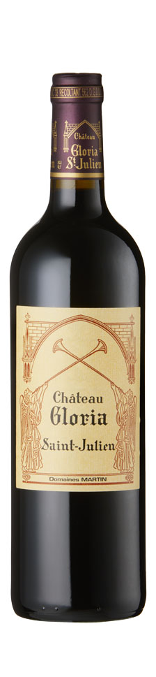 Chateau Gloria - St-Julien 2011 12x 75cl Bottles
