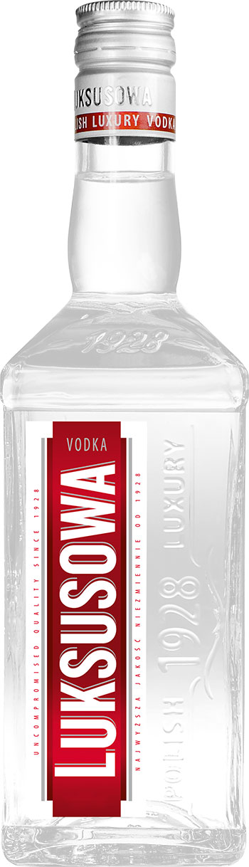 LUKSUSOWA  Potato Vodka 70cl Bottle