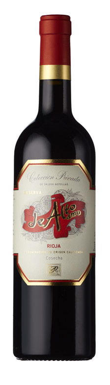 deAlto - Rioja Reserva DOCa 2011 6x 75cl Bottles
