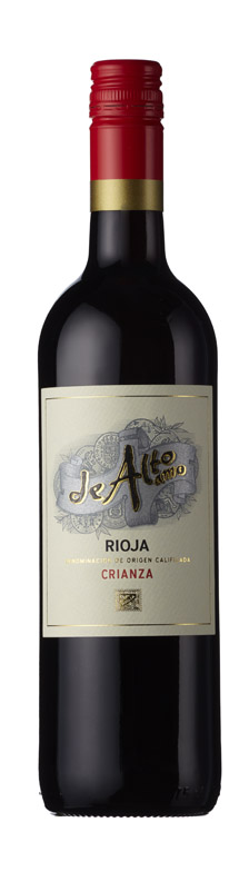 deAlto - Rioja Crianza DOCa 2016 12x 75cl Bottles