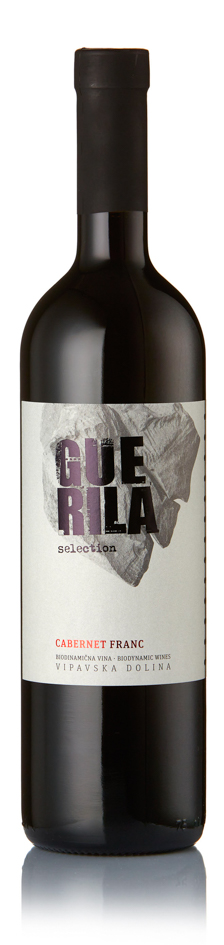 Guerila - Cabernet Franc Selection 2017 6x 75cl Bottles