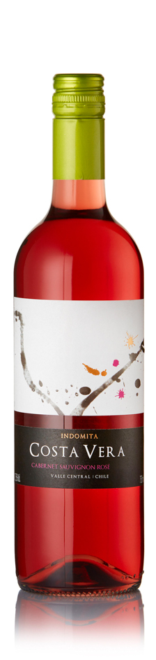 Indomita - Costa Vera Cabernet Sauvignon Rose 2019 12x 75cl Bottles
