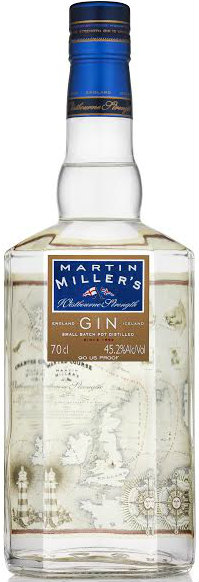 Martin Millers - Westbourne Strength Gin 70cl Bottle