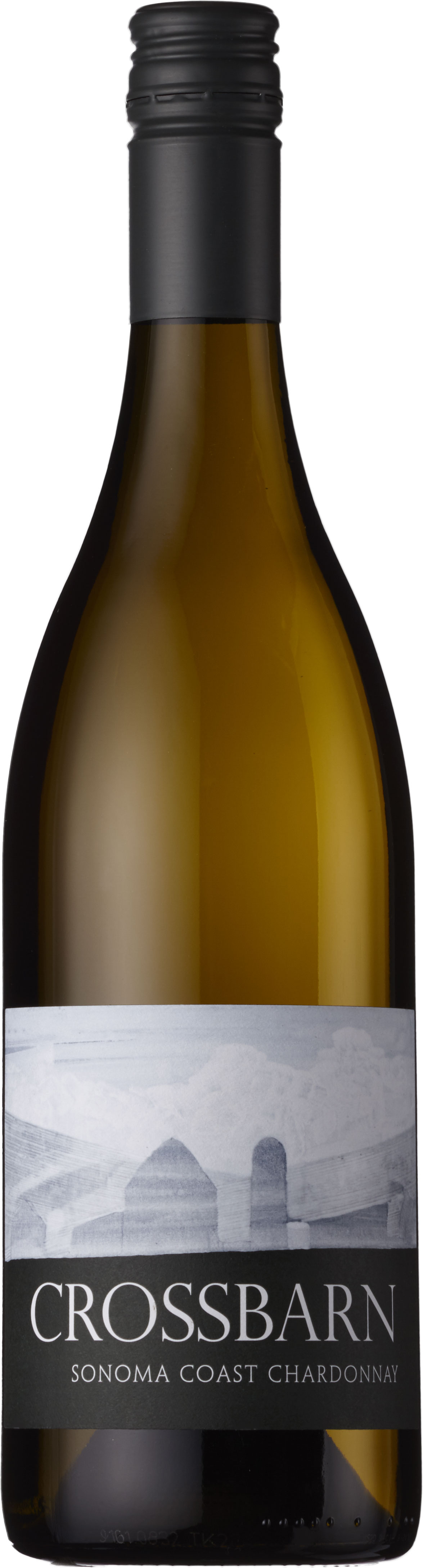 Paul Hobbs - Crossbarn Chardonnay Sonoma Coast California 2017 12x 75cl Bottles