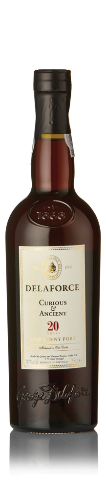 Delaforce - 'Curious & Ancient' 20 Year Old Tawny Port NV 6x 75cl Bottles