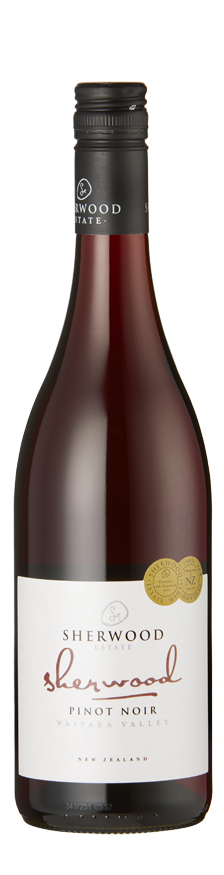 Sherwood Estate - Sherwood Pinot Noir Waipara 2017 12x 75cl Bottles