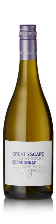 Thistledown - The Great Escape Chardonnay Adelaide Hills South Australia 2015 6x 75cl Bottles
