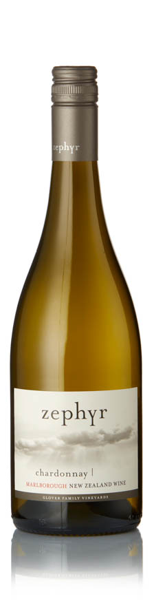 Zephyr Wines - Chardonnay Marlborough 2016 6x 75cl Bottles