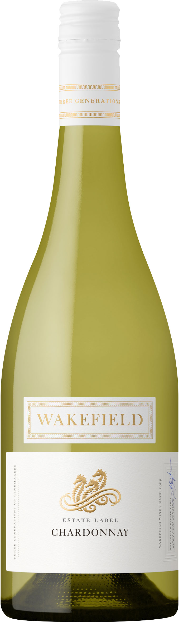 Wakefield Wines - Wakefield Estate Chardonnay 2017 6x 75cl Bottles