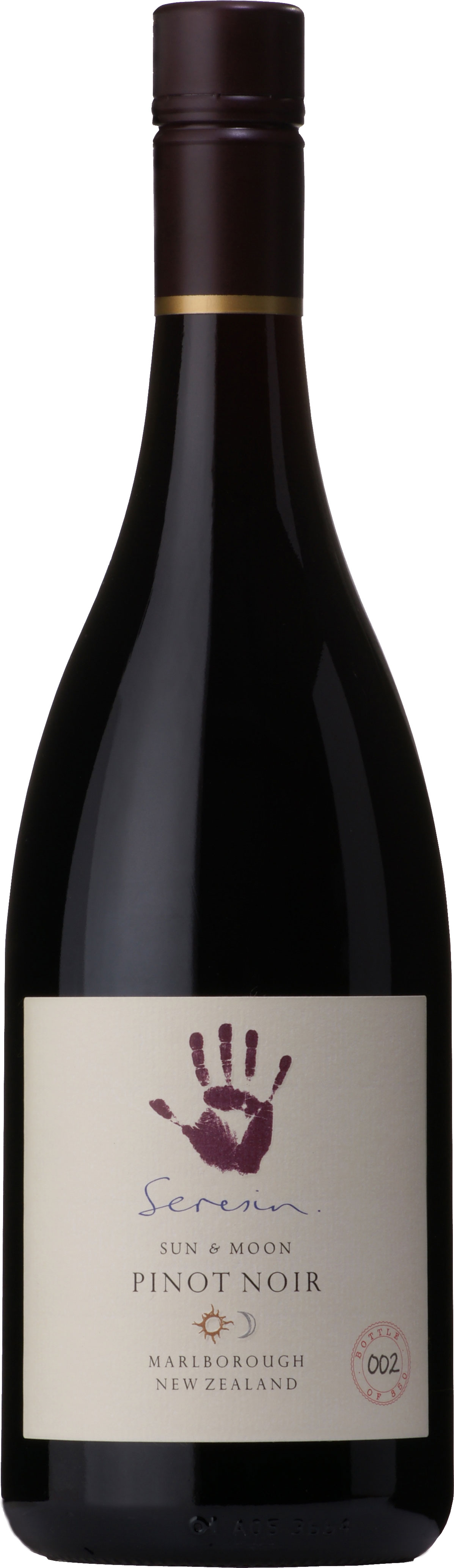 Seresin - Sun and Moon Pinot Noir 2014 6x 75cl Bottles