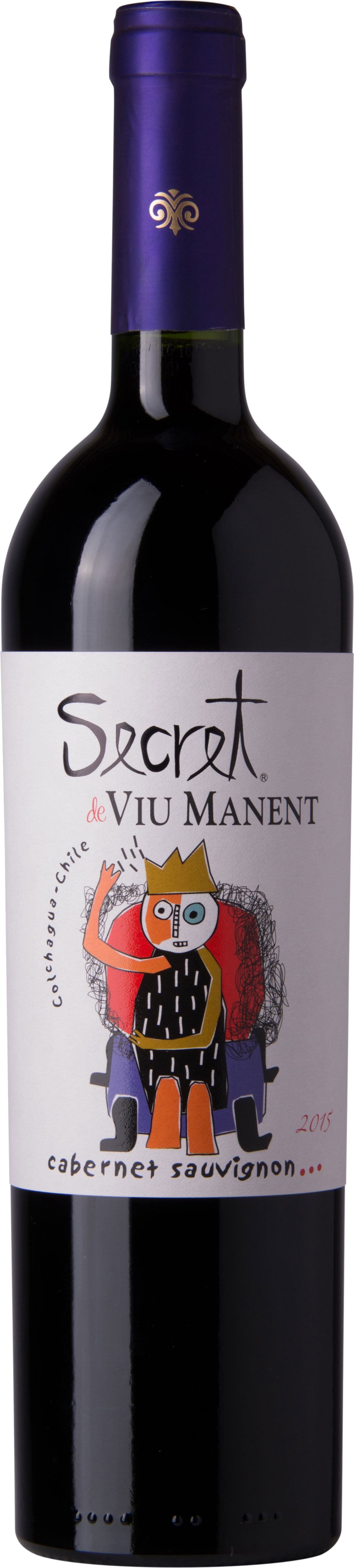 Viu Manent - Secret Cabernet Sauvignon 2015 6x 75cl Bottles