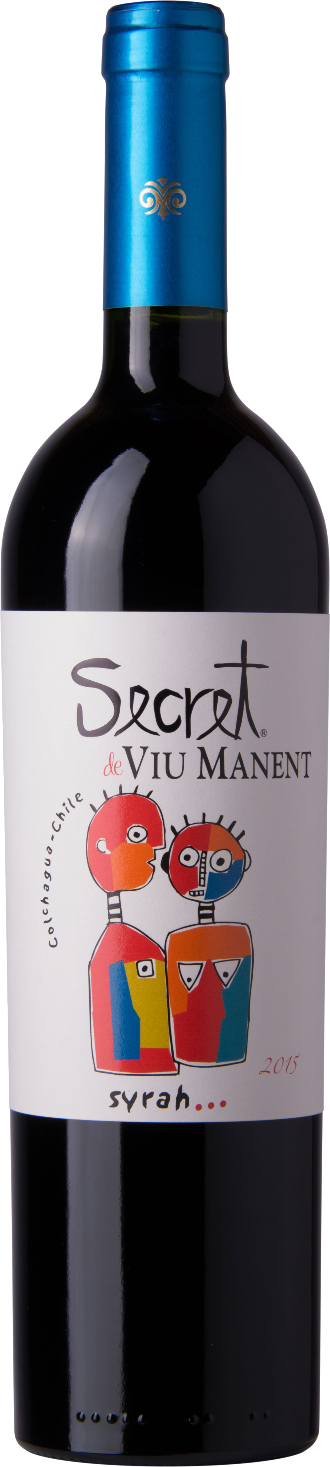 Viu Manent - Secret Syrah 2015 6x 75cl Bottles