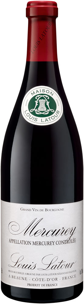 Louis Latour - Mercurey 2014 6x 75cl Bottles