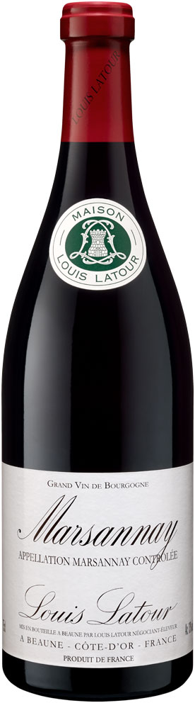 Louis Latour - Marsannay Rouge 2017 6x 75cl Bottles