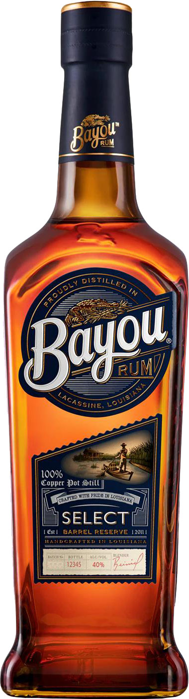 Bayou - Select Rum 70cl Bottle