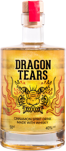 Dragon Tears - Whisky 50cl Bottle