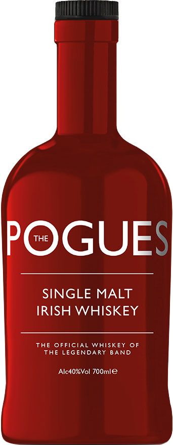 The Pogues - Single Malt 70cl Bottle