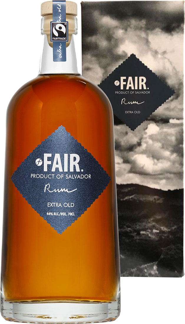 Fair - Salvador Rum XO 70cl Bottle