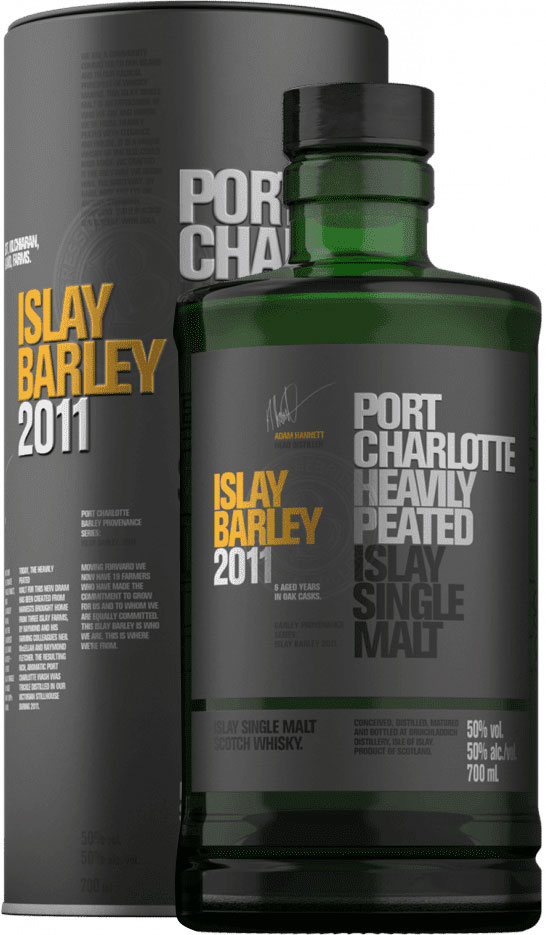 Bruichladdich - Port Charlotte Islay Barley 2012 70cl Bottle