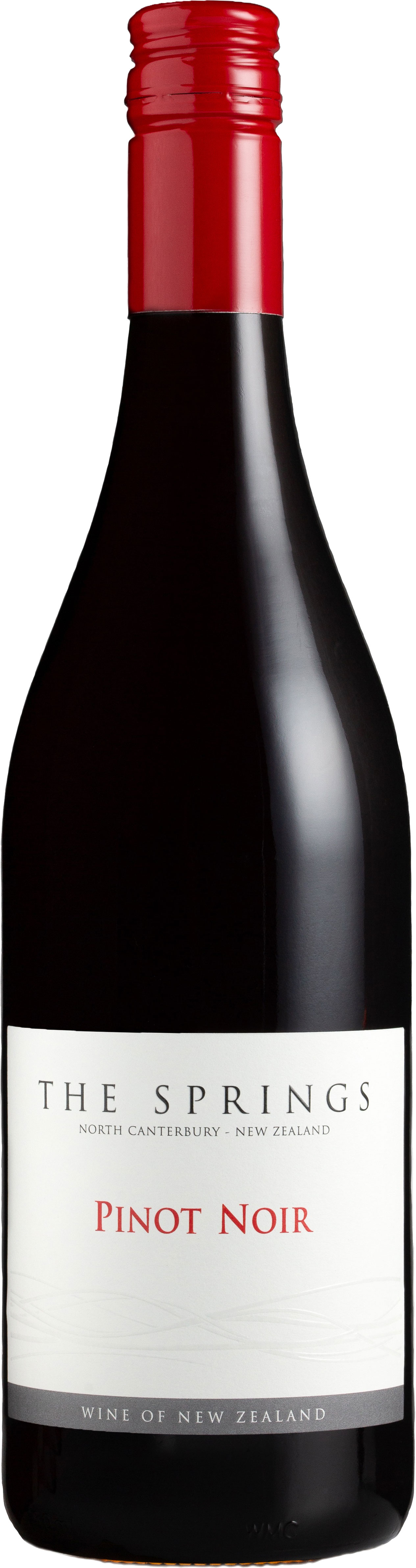 The Springs - Pinot Noir 2018 12x 75cl Bottles
