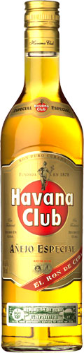 Havana Club - Anejo Especial 70cl Bottle