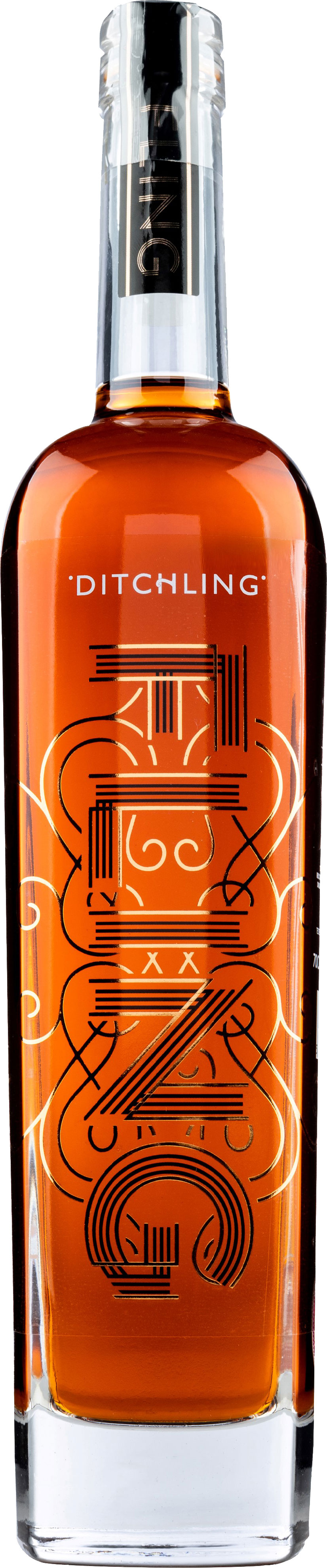 Ditchling - Fling Toffee Vodka 70cl Bottle