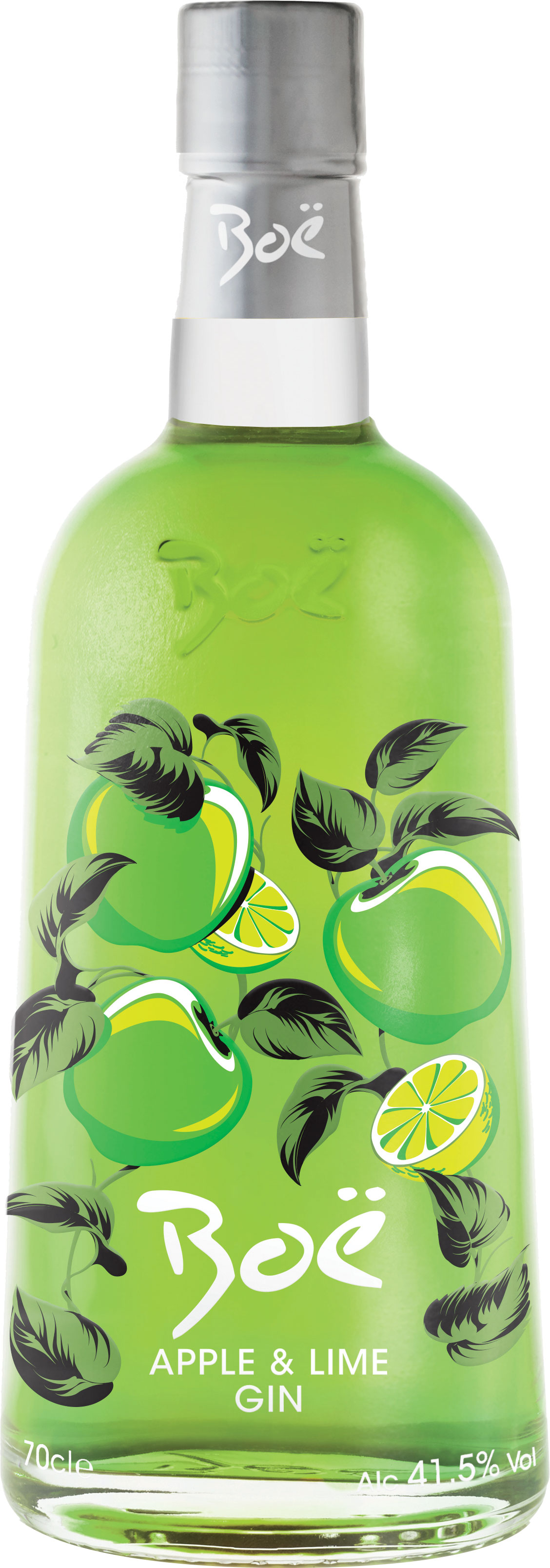 Boe - Apple & Lime Gin 70cl Bottle