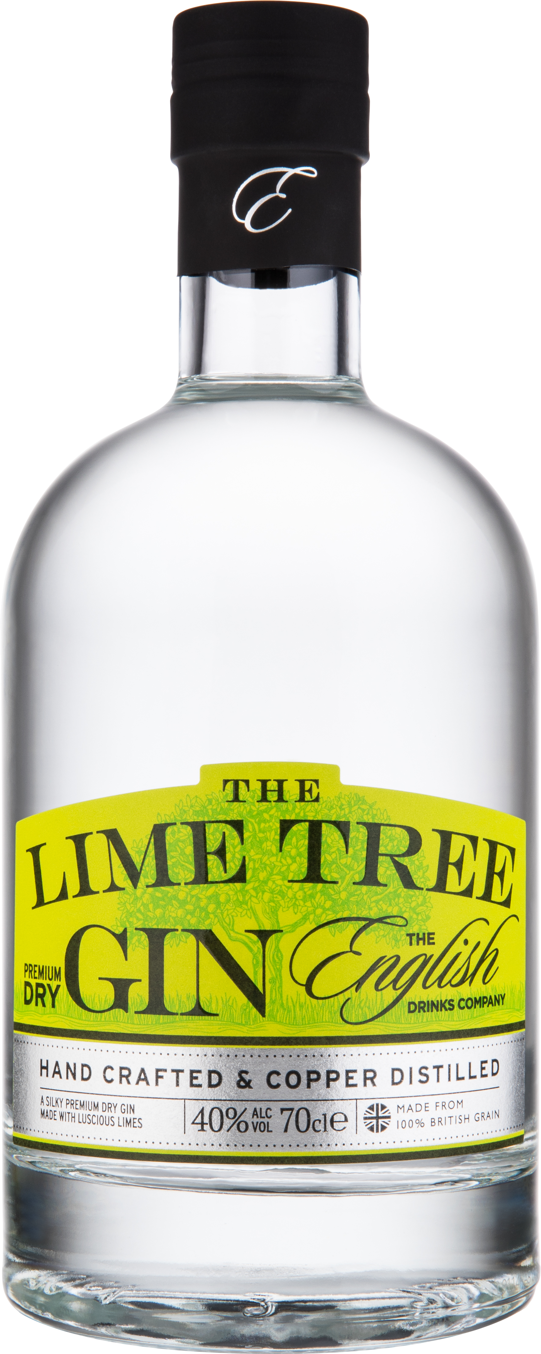 The English Drinks Company - Lime Tree Gin 70cl Bottle
