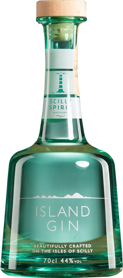 Scilly Spirit Distillery - Island Gin 70cl Bottle
