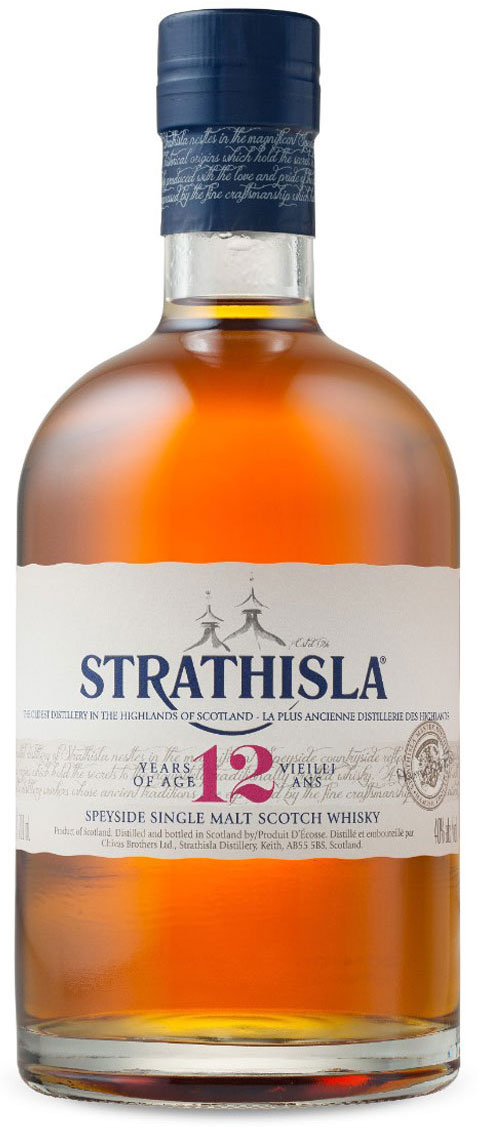 Strathisla - 12 Year Old 70cl Bottle