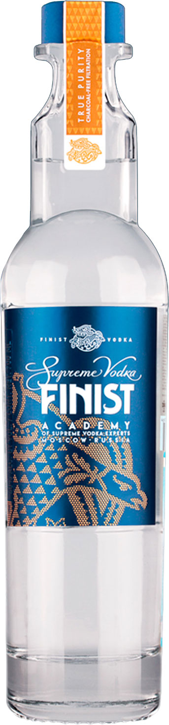 Finist - Supreme Vodka 70cl Bottle