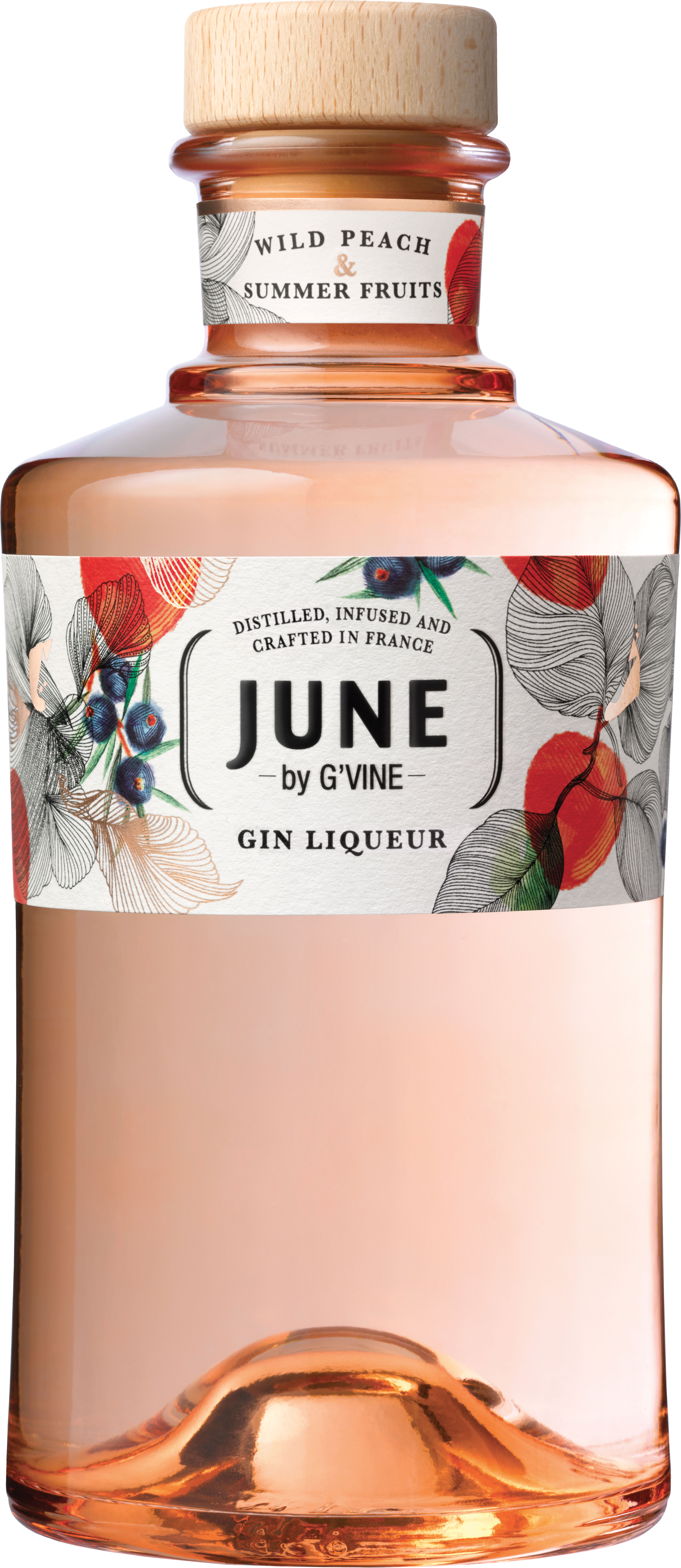 G'Vine - June Gin Liqueur 70cl Bottle