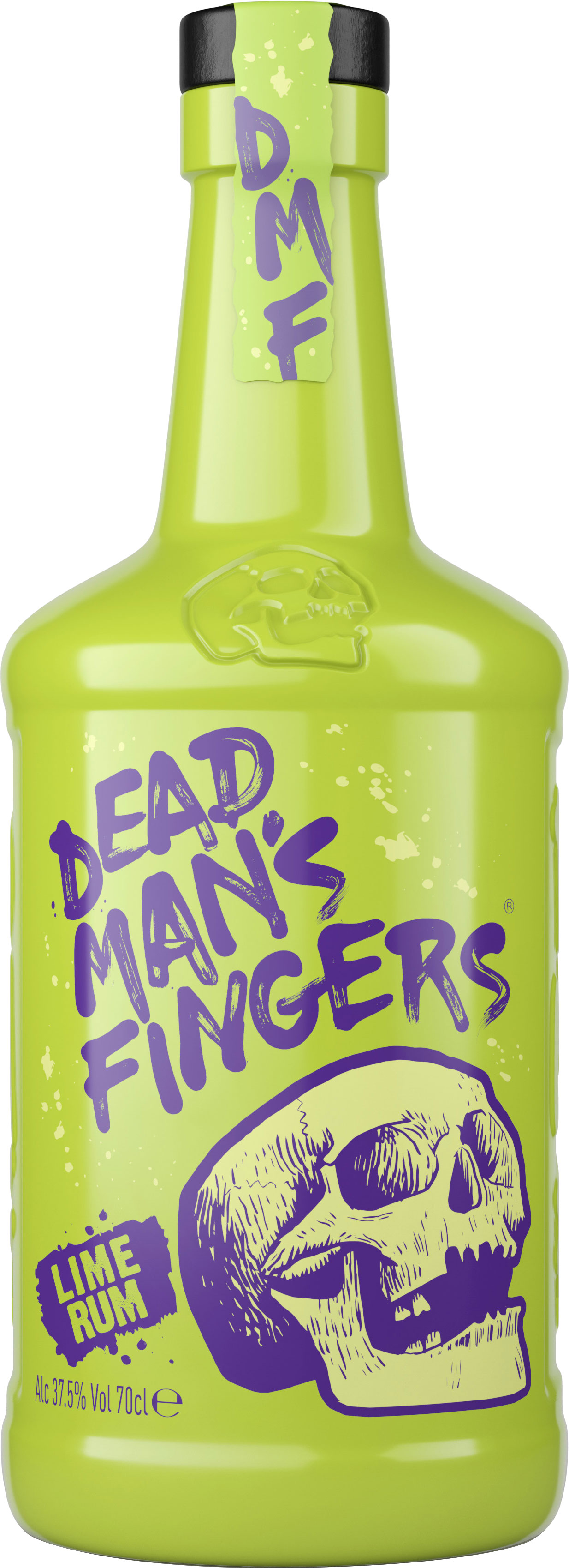 Dead Mans Fingers - Lime Rum 70cl Bottle