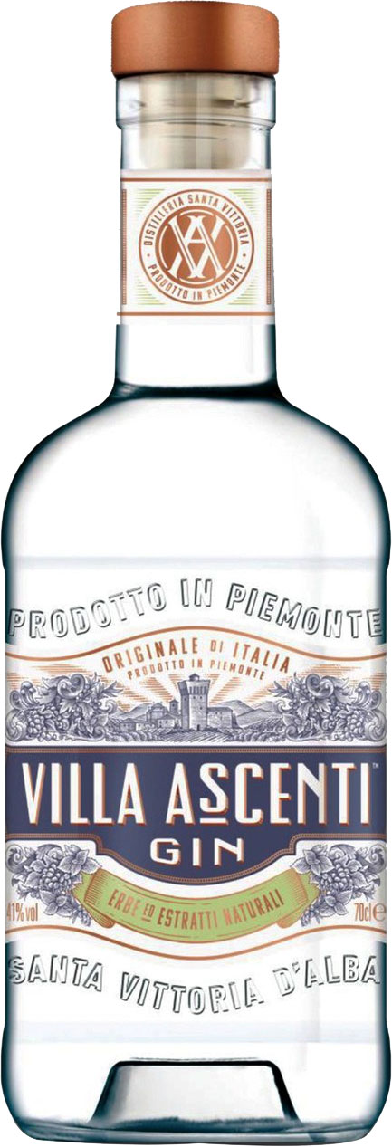 Villa Ascenti Gin 70cl Bottle