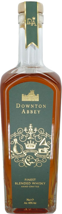Downton Abbey - Finest Blended Whisky 70cl Bottle
