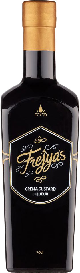 Frejya - Crema Custard Liqueur 70cl Bottle