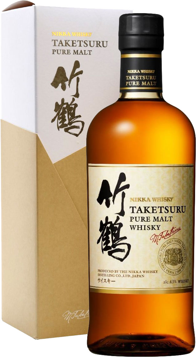 Nikka - Taketsuru Pure Malt New Release 70cl Bottle